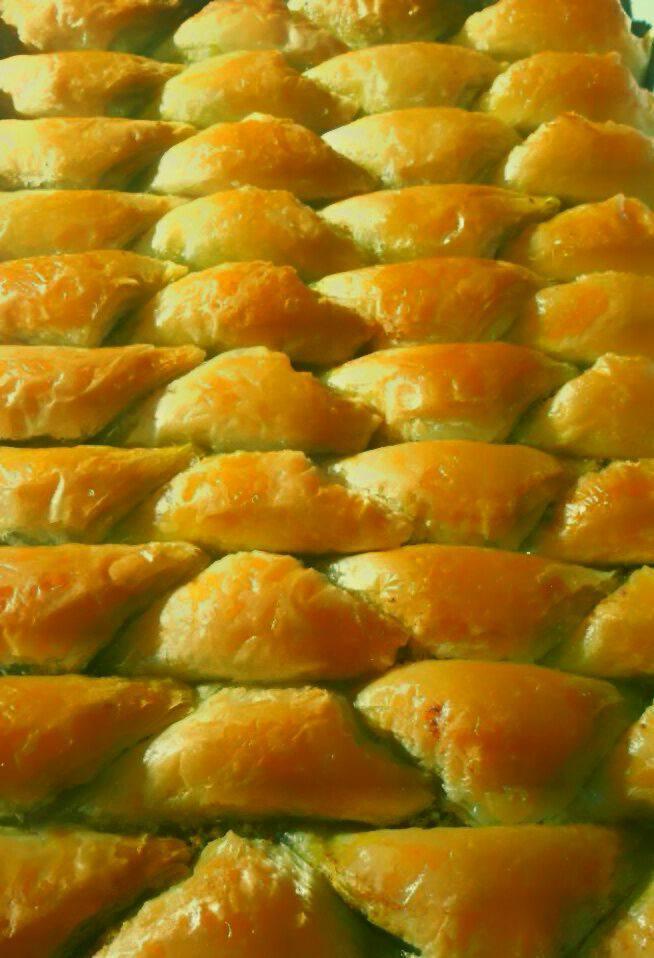 Fıstıklı baklava