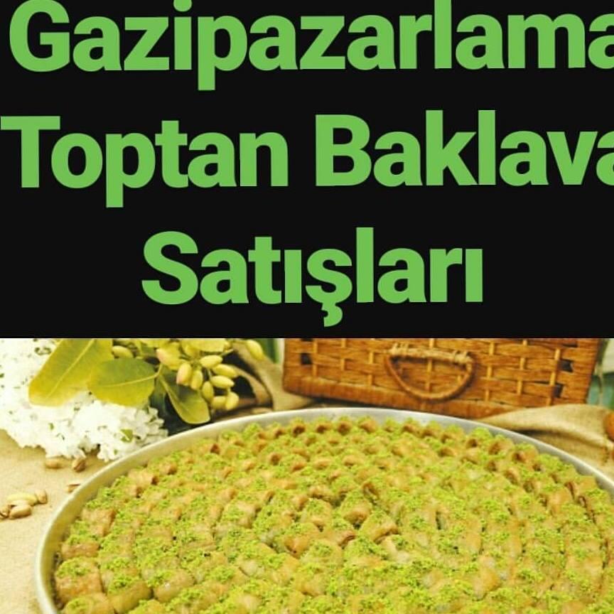 GAZİ BAKLAVA İMALAT VE TOPTAN SATIS NOKTASI
