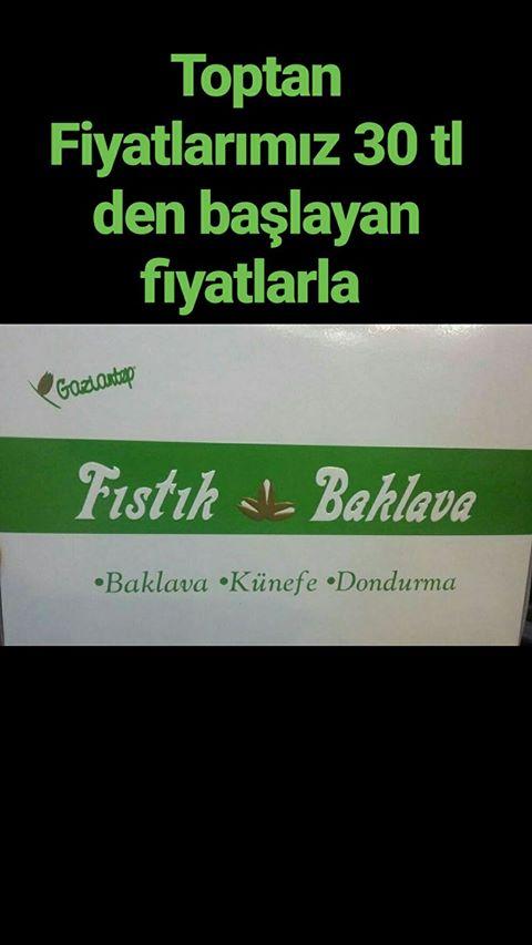 Toptan Baklava