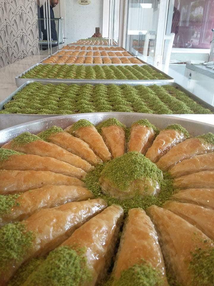 Antalya toptan baklava