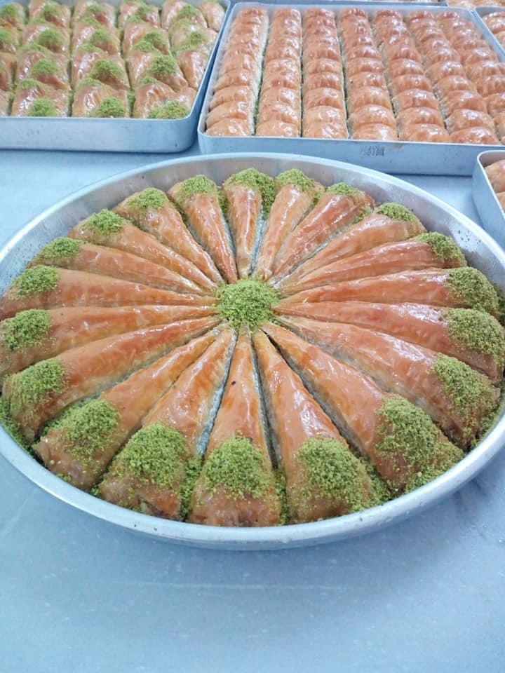 İzmir toptan baklava